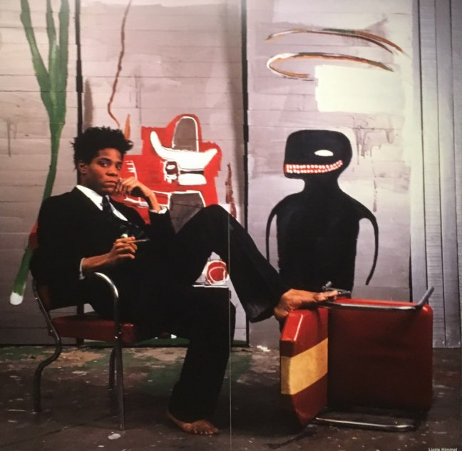 basquiat lizie himmel 1985-1