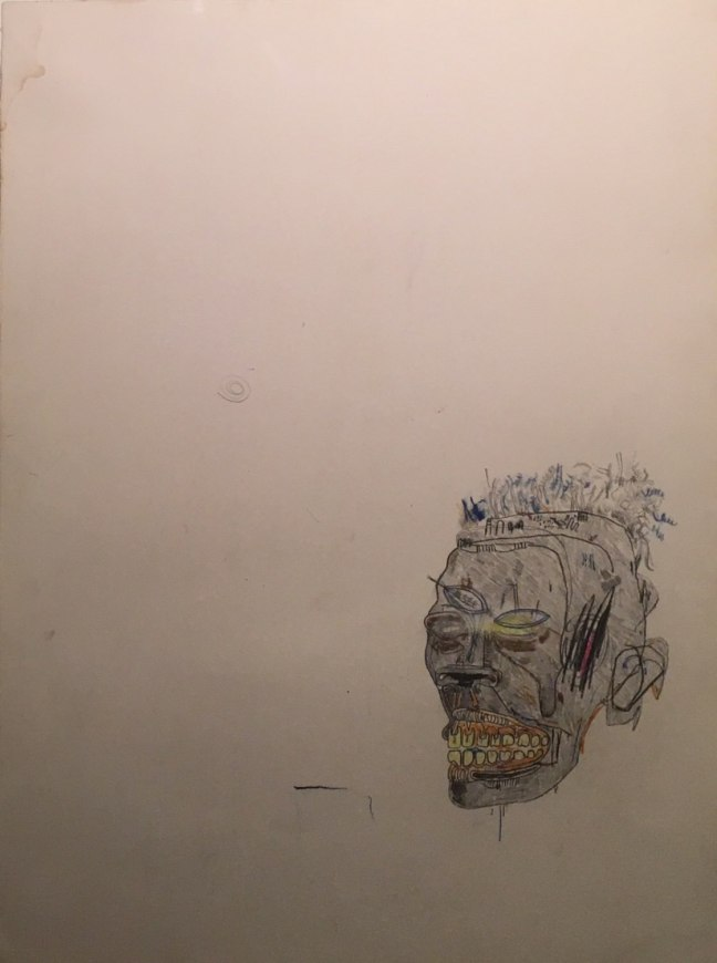 sem título 1980 1985 basquiat cabeça-1