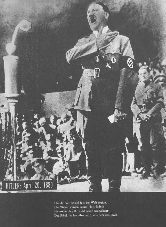 Brecht Hitler